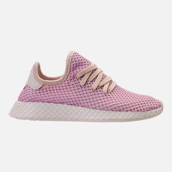 d360c18b7 Adidas Originals Deerupt Runner Lilac Sneakers 8